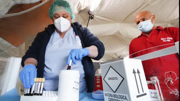 Covid Sicilia, 734 i nuovi positivi e 28 morti: a Catania 271 i contagiati