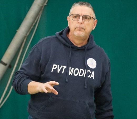 Volley, la Pvt Modica riconferma Scavino: la B1 riparte dal coach vincente