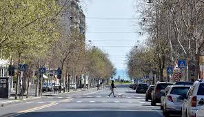 Catania, città deserta nella domenica delle Palme: silenzio irreale
