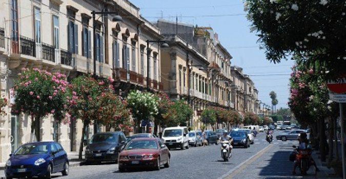 Siracusa, cambia la viabilità nella zona Umbertina: via Rubino a senso unico
