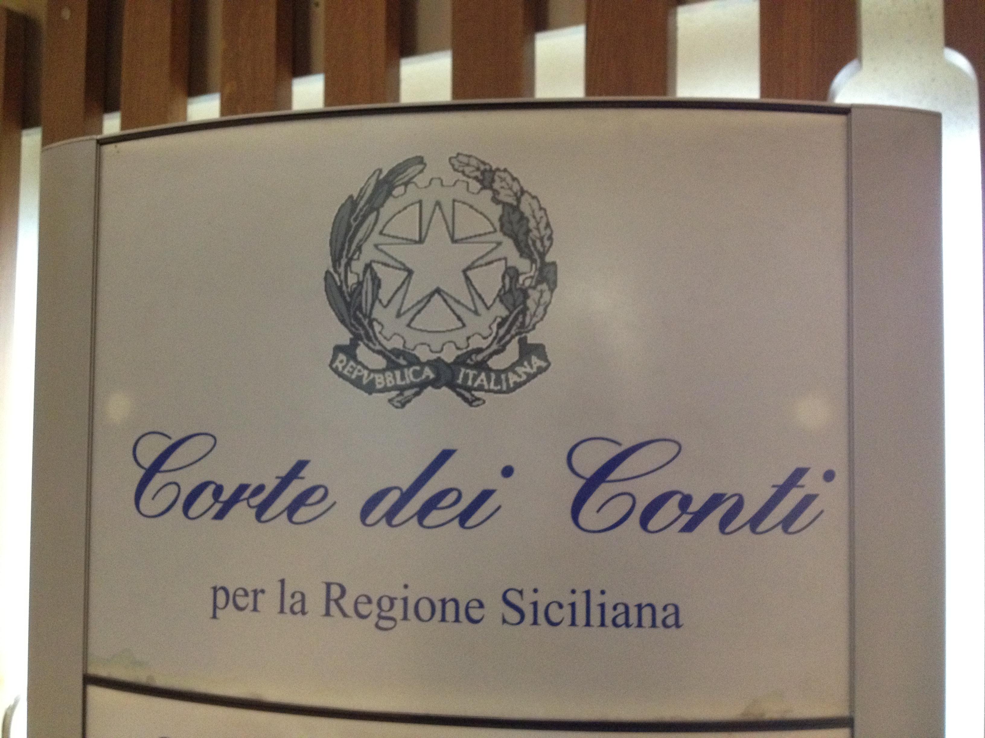 """Corte dei Conti: """"Fallite le politiche di sviluppo in Sicilia"""""""