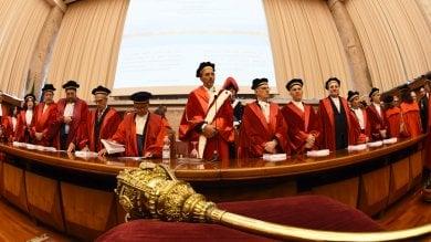 Anno giudiziario a Palermo,