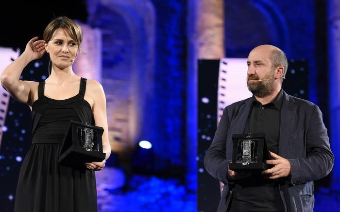 Cinema, Cortellesi premiata a Taormina: il malcontento non si cavalca