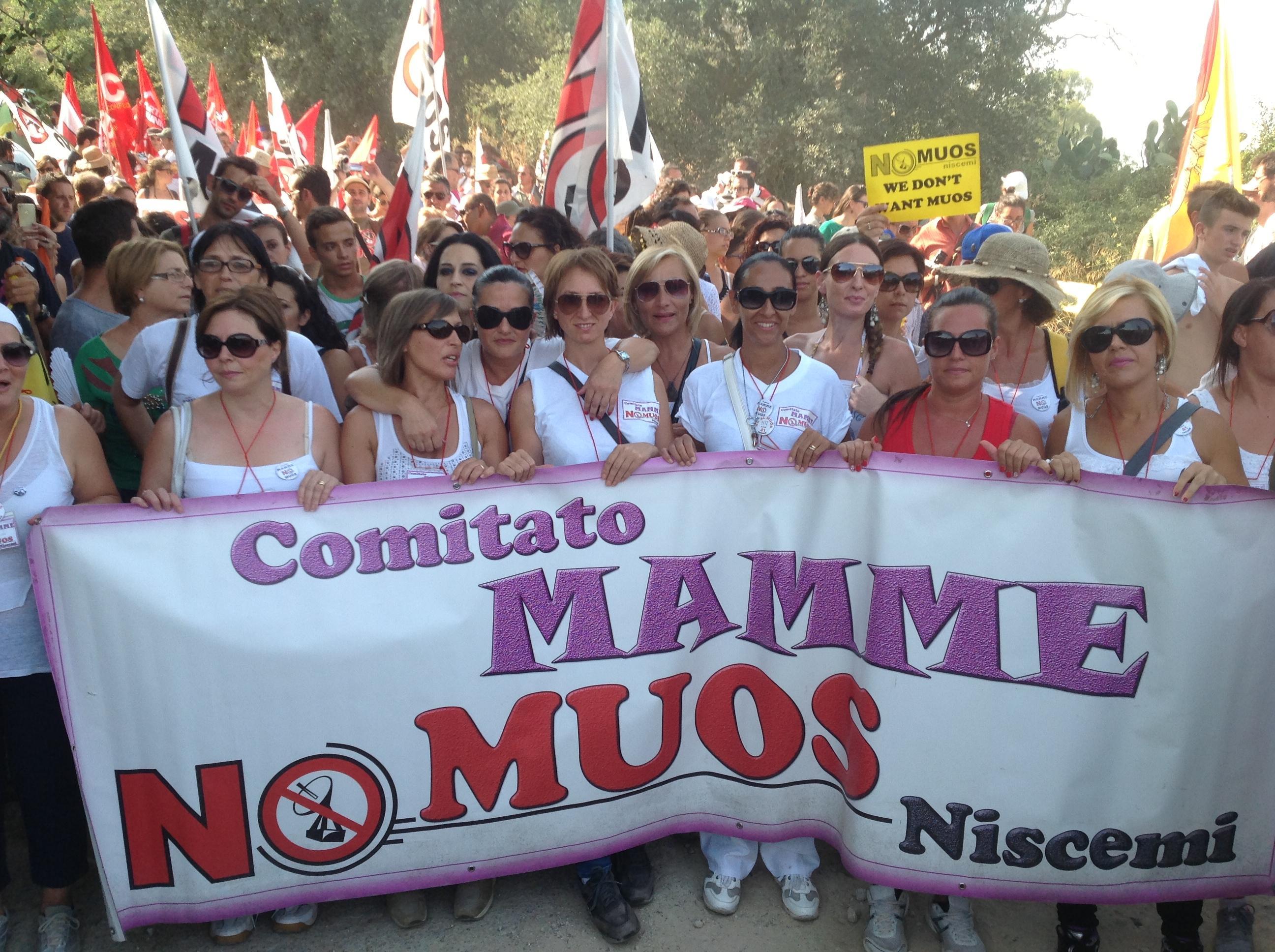 Presidente Anci: grave il sostegno del governo per il Muos di Niscemi