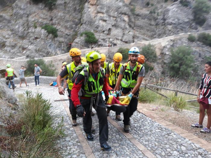 Torrente travolge escursionisti nel Cosentino: almeno 8 morti