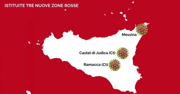 Covid, in Sicilia 1.733 positivi: indice più alto in Italia: boom a Catania 460