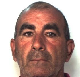Catania, nascondeva armi e munizioni in una casa ad Adrano: arrestato