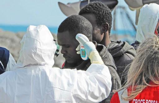 Coronavirus, 83 nuovi casi: 26 sono migranti,  sedici ad Agrigento