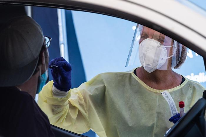 Coronavirus, in Sicilia 84 nuovi casi: forte aumento a Trapani +41