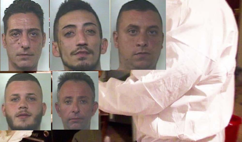 """Droga, a Palermo la """"casa del crack"""": sei arresti, anche un minore"""