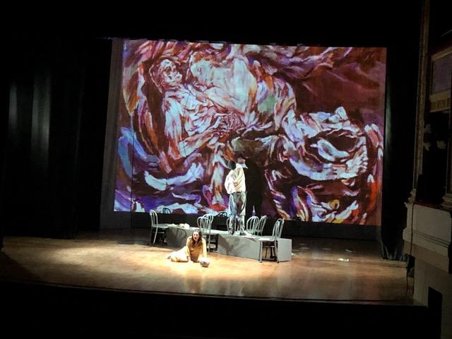 """Teatro a Siracusa, l'ossessione domina """"La creatura del desiderio"""""""