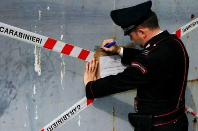 Criminalità: beni per sei milioni sequestrati dai carabinieri nel Salento