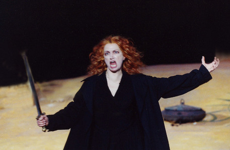 Spettacoli classici a Siracusa, Maddalena Crippa racconta la sua Ecuba