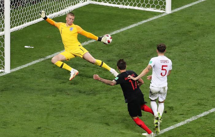 La Croazia supera l'Inghilterra: giocherà la finalissima contro la Francia