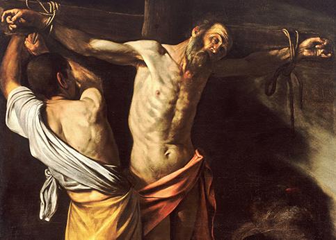 """Siracusa, si inaugura la mostra """"Caravaggio Crocifissione S. Andrea"""""""
