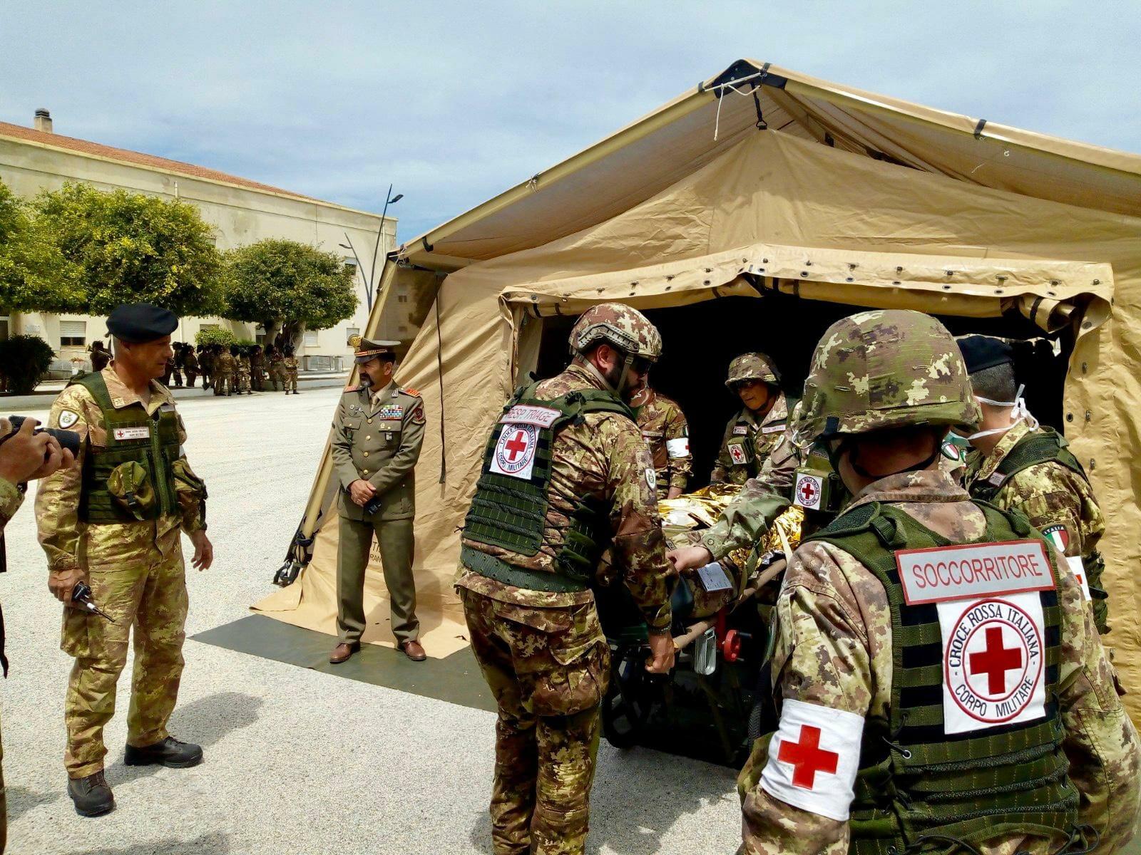 Emergenza coronavirus a Siracusa, il sindaco al Prefetto: serve la Croce Rossa militare