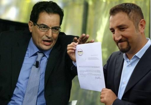"""Mozione di sfiducia a Crocetta, il presidente provoca il M5s: """"Partito della trazzera"""""""