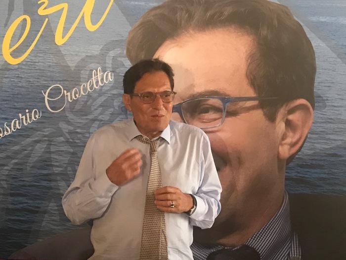 Pd, Crocetta in conferenza stampa: non c'è alternativa a primarie