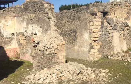 Pompei: crollo nella casa del Pressorio, pm chiede archiviazione