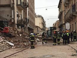 Il crollo della palazzina a Catania, morta anziana rimasta ferita