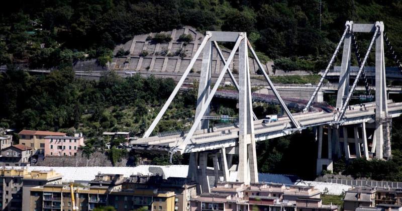 Crollo ponte Morandi a Genova, Bruno Santoro interrogato dal pm