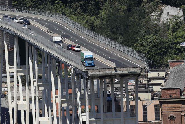 """Crollo ponte Morandi a Genova, Cantone: """"Perplessità"""""""