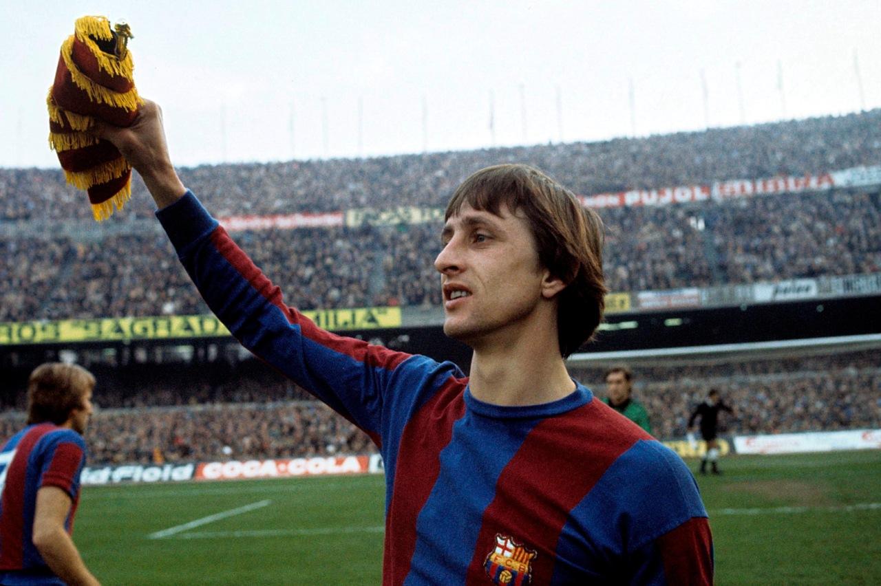 E' morto a Barcellona Johan Cruyff: è stato uno dei più grandi calciatori del mondo