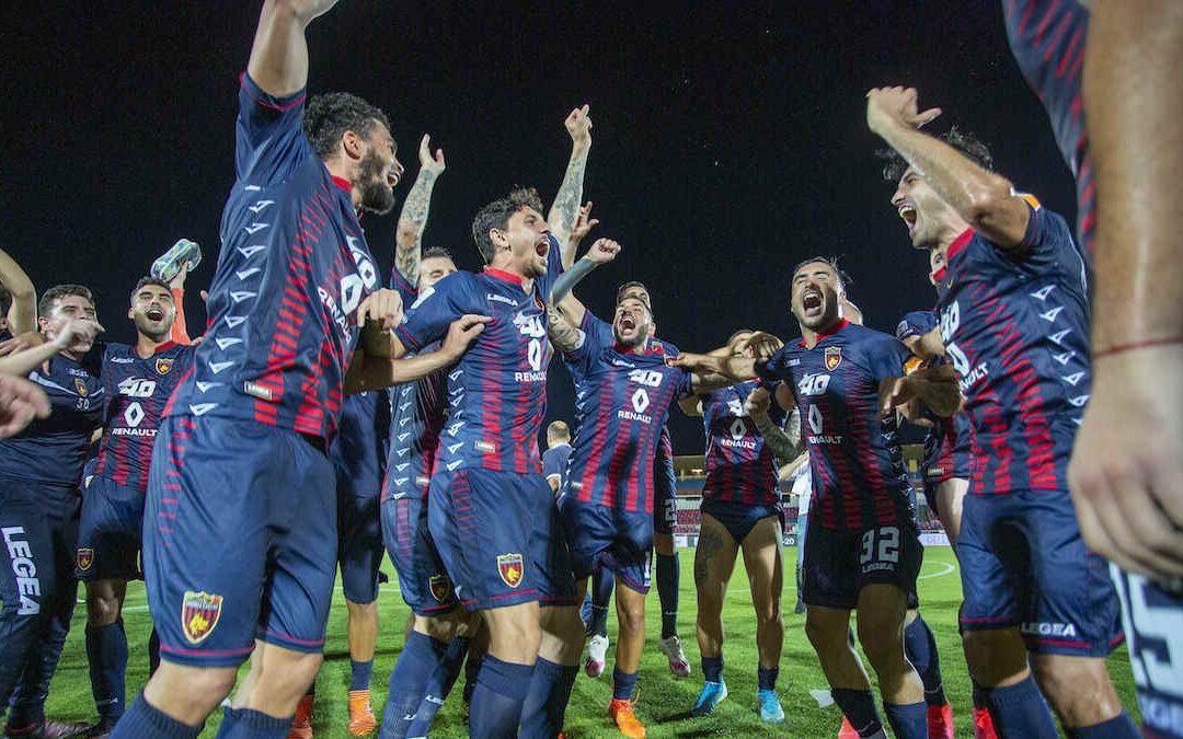 Calcio, il Cosenza ripescato in serie B: respinto il ricorso del Chievo Verona