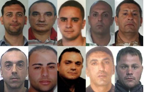 Catania, smantellato il clan Cappello - Bonaccorsi: 31 arresti per mafia