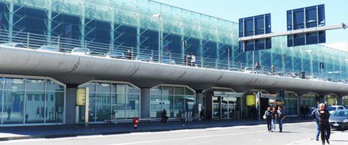 Musumeci visita la stazione Ferroviaria  di Fontanarossa