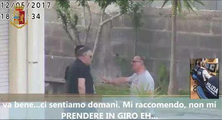 Droga ed estorsioni con il metodo mafioso: dodici arresti a Catania