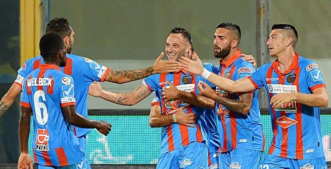 Partita'verità' per il Catania a Reggio Calabria: pienone al Granillo per il big match