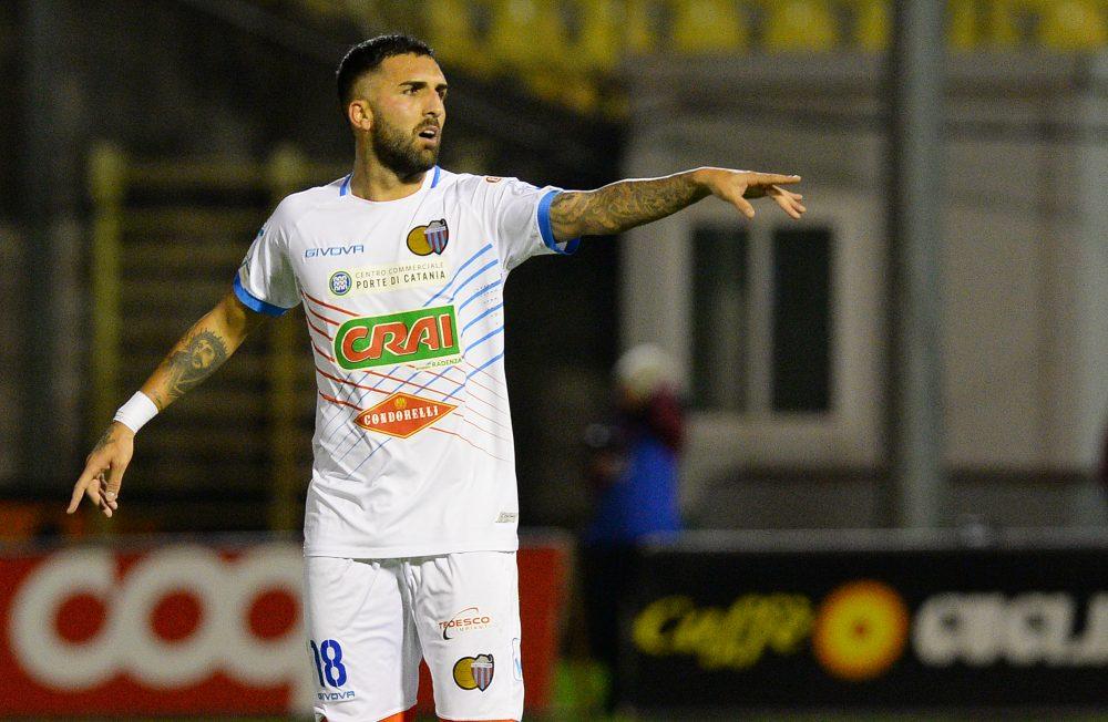 Catania cinico e determinato espugna il campo del Rieti: quattro gol ai laziali