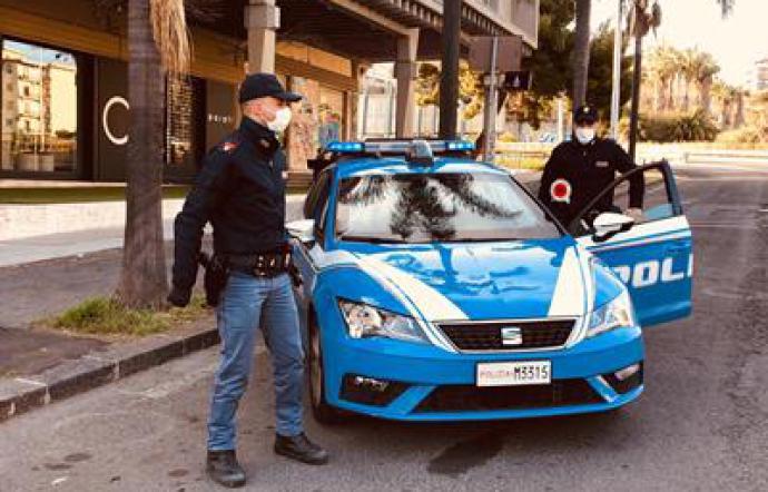 Catania passata al setaccio dall'Anticrimine: multe per 13 mila euro