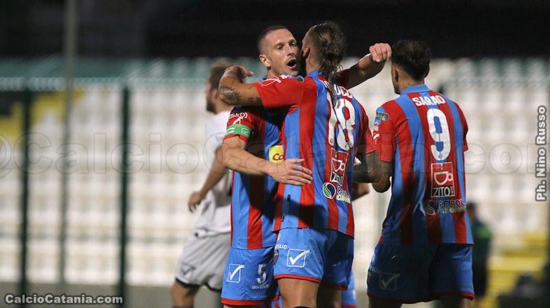 Turno infrasettimanale in Lega Pro, domani big match tra Catania e Ternana