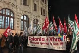 Il dissesto al Comune di Catania, sindacati verso lo sciopero