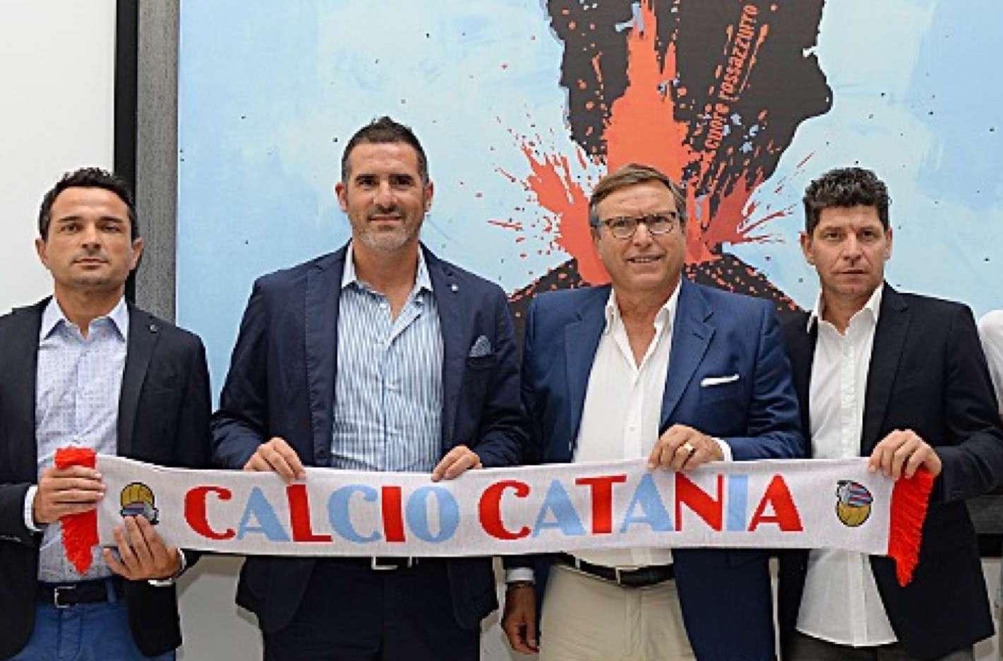Lucarelli scuote il Catania: