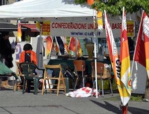 Siracusa, domani sciopero generale della Confederazione Unitaria di Base