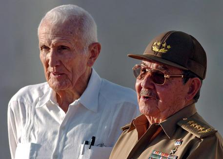 Cuba, morto l'ex generale José Ramón Fernández
