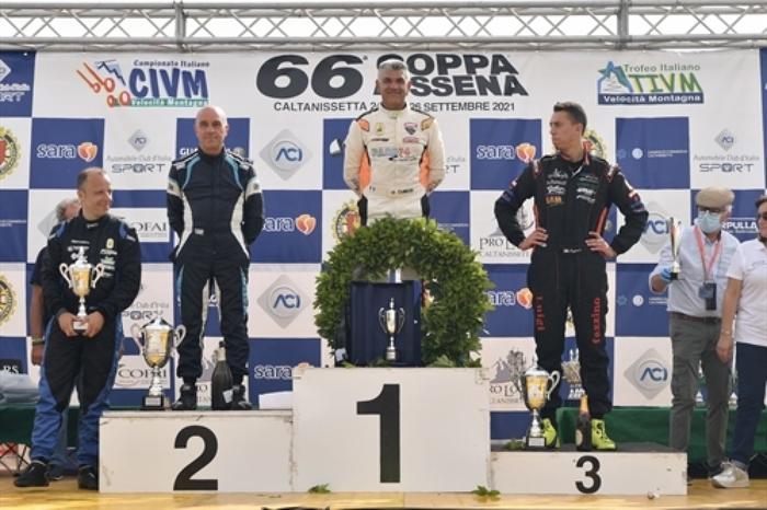 Auto, Cubeda su Osella vince la 66/a Coppa Nissena: il catanese con doppietta conquista il titolo Tricolore di gruppo