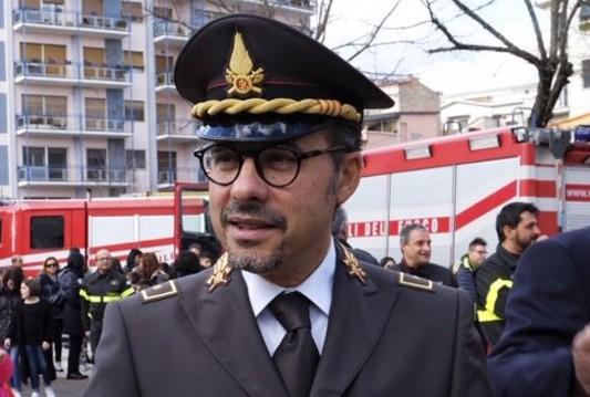 Concussione, arrestato il comandante dei vigili del fuoco di Cosenza