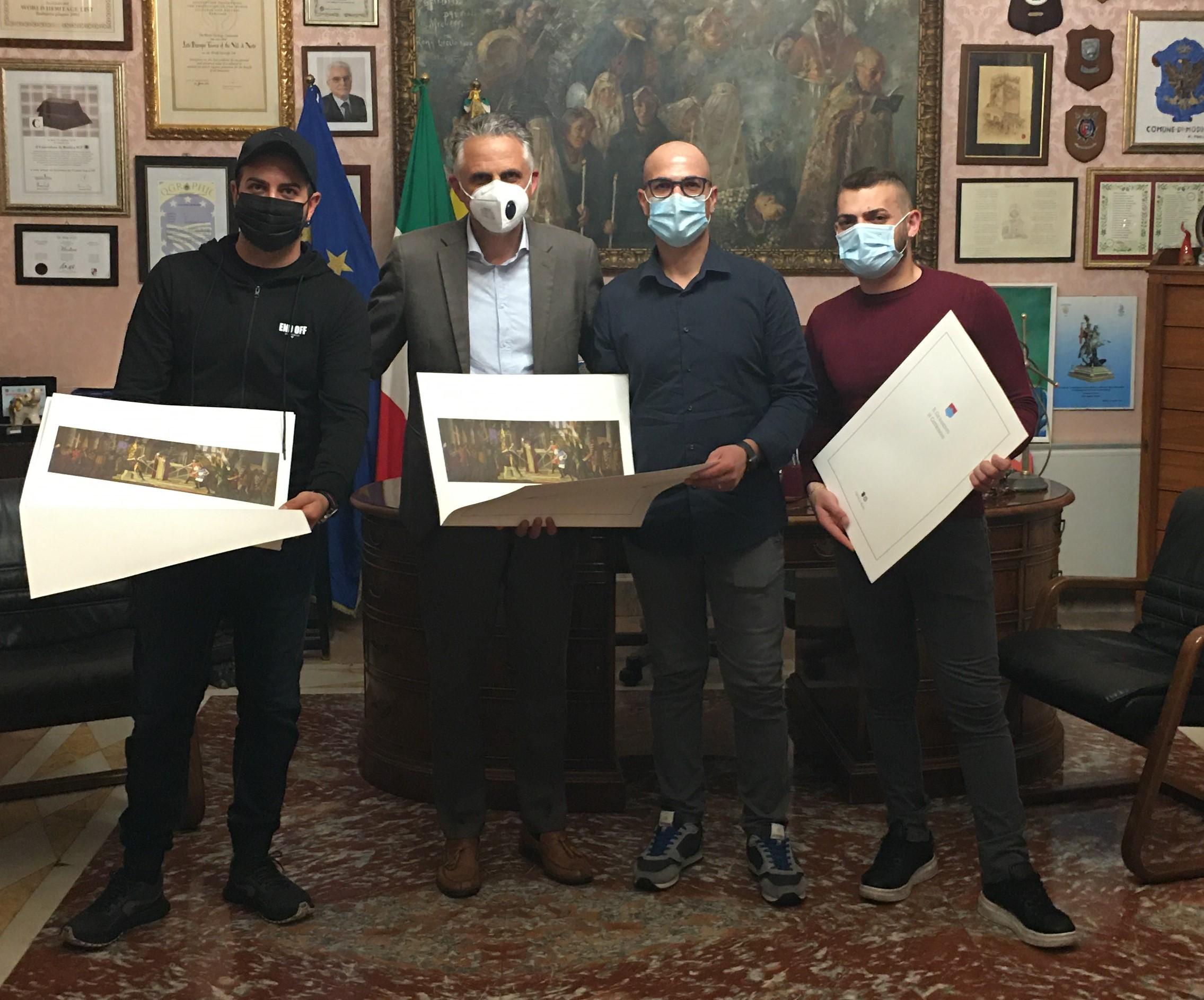 """Modica, tre giovani macellai nella """"Top ten"""" del campionato nazionale a Modena"""