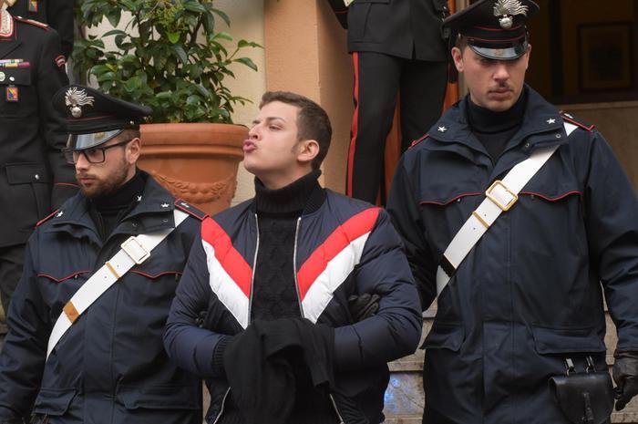 """Sette fermi a Palermo per mafia: preso pure il nipote del """"Papa"""""""