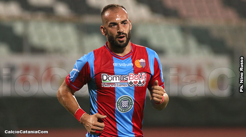 Il Catania non si fa ipnotizzare dal Potenza: al Massimino equilibrio e parità ( 1 - 1)