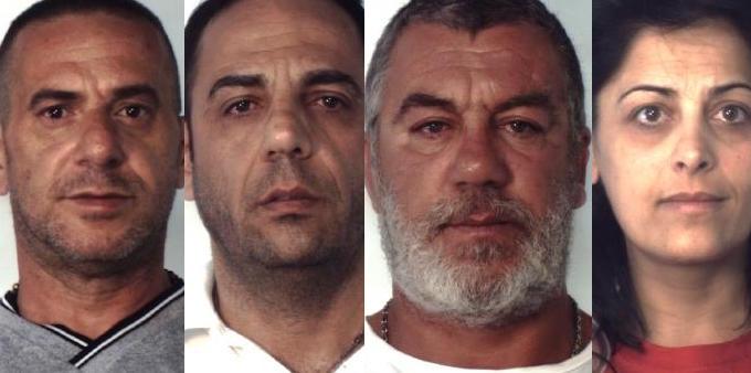 Ordinò omicidio del marito:  4 arresti a Misterbianco