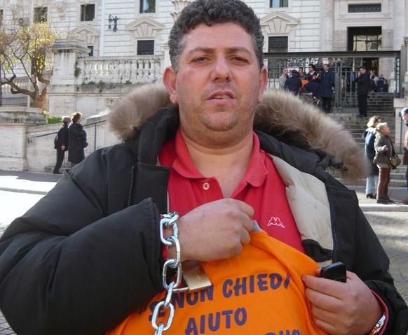 Palermo, protestano i testimoni di giustizia: pronti a sit-in al Viminale