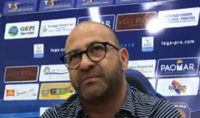 Siracusa Calcio, Cutrufo rivuole lo stadio e presenta l'unica richiesta al Comune
