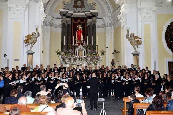 Musica sacra, rassegna di Cori polifonici a Catanzaro
