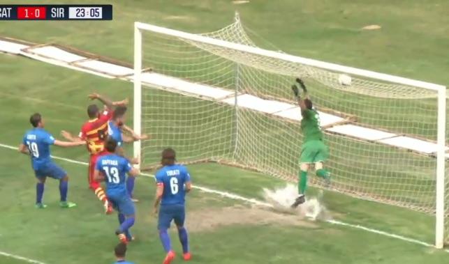 Siracusa inconsistente si arrende al Catanzaro: i play off ora sono a rischio