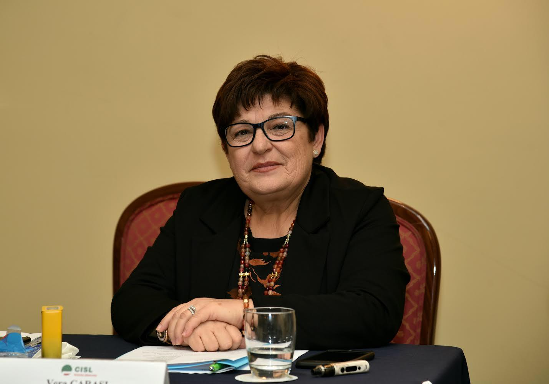 Vera Carasi eletta nuova segretaria della Cisl di Siracusa e Ragusa
